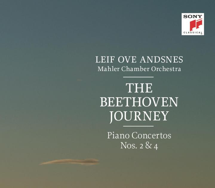 Leif Ove Andsnes - Concertos pour piano 2 et 4 de Beethoven - Mahler Chamber Orchestra