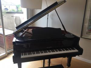 Vends PIANO A QUEUE KIEFFER 166 + Silencieux