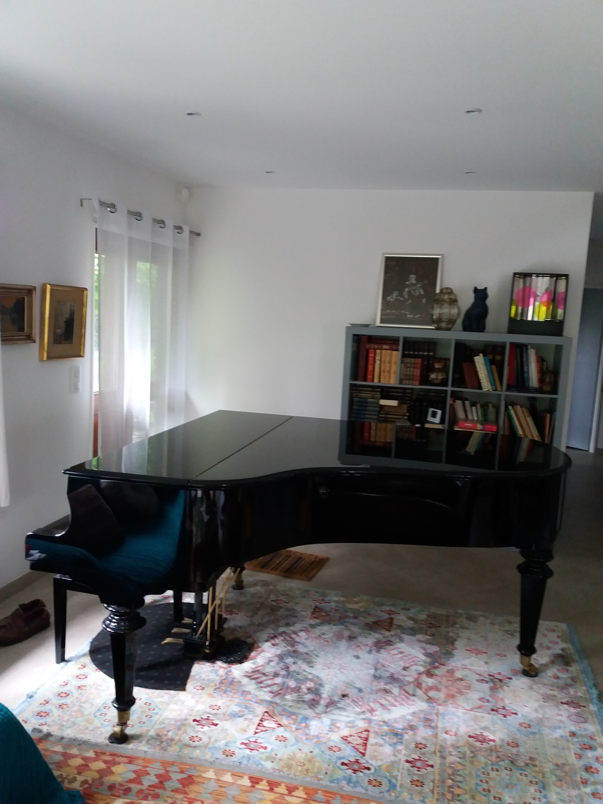 Piano Feurich 190
