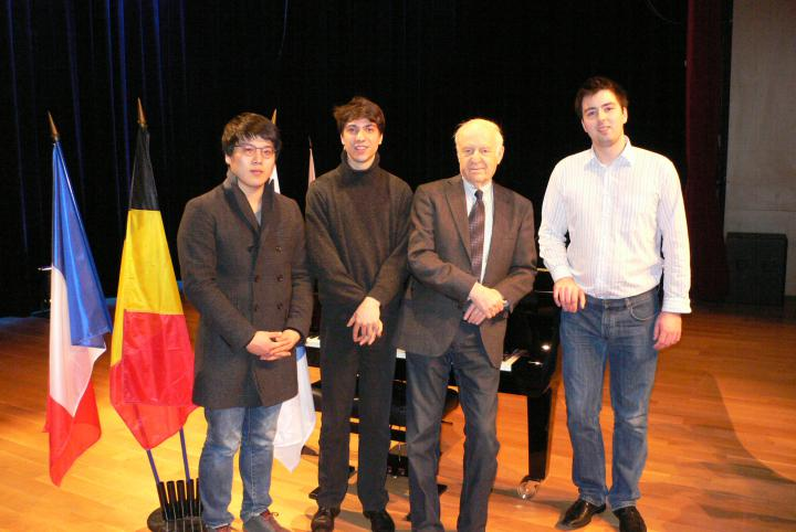 R\u00e9sultats du Concours International Piano Campus 2014