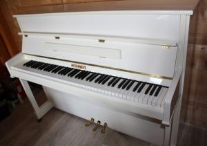 PIano droit Hohner enti\u00e8rement remis \u00e0 neuf