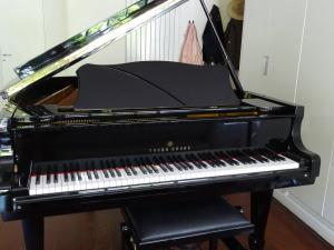 URGENT VENDS PIANO A QUEUE