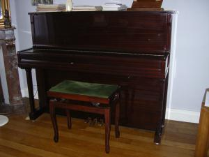 Vends piano droit Hohner