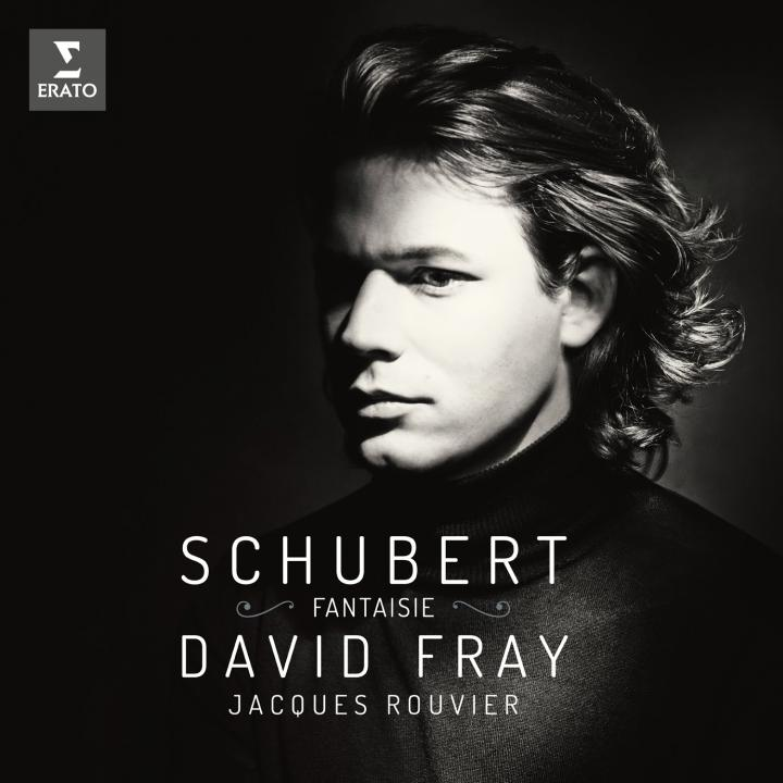 David Fray interpr\u00e8te Schubert : secr\u00e8te fantaisie