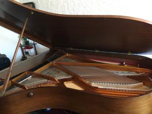 PIANO DEMI QUEUE ED. SEILER 206
