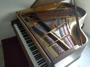 Piano Ancien Quart de queue RUD IBACH SOHN 1920