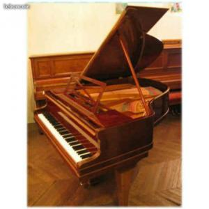 Piano Pleyel quart de queue, mod\u00e8le F 19