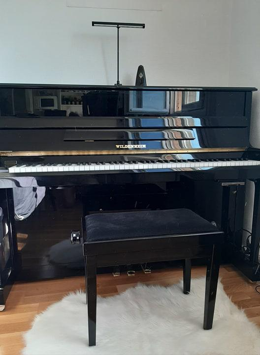 Piano Wildenheim