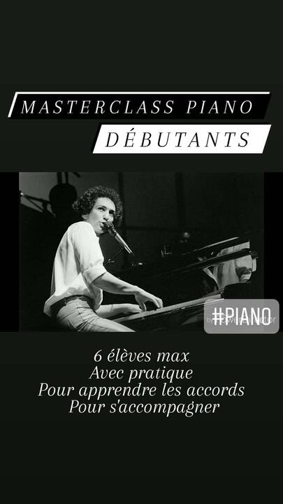 Masterclass Piano Accords am\u00e9ricains (d\u00e9butants)